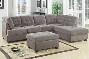 Sectional F7139 Charcol