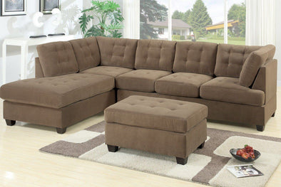 Sectional F7140 Truffle