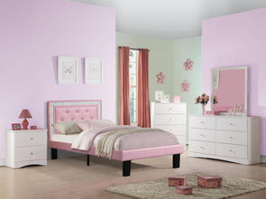 BEDROOM SET f9375 4 Pcs