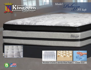Kingdom Palazzo Pillowtop Soft