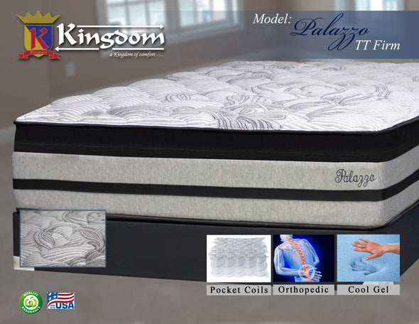 Kingdom Palazzo Pillowtop Firm