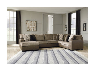 91302 Sectional Abalone By Ashley