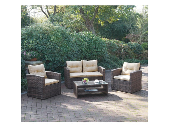 4 PCS PATIO OUTDOOR  SET P50245