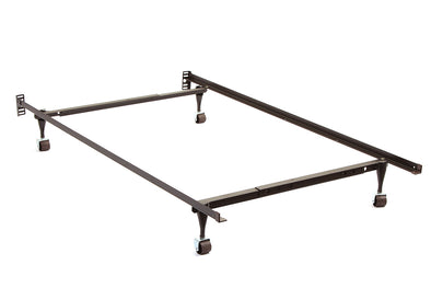 Metal Adjustable Bed Frame T/F