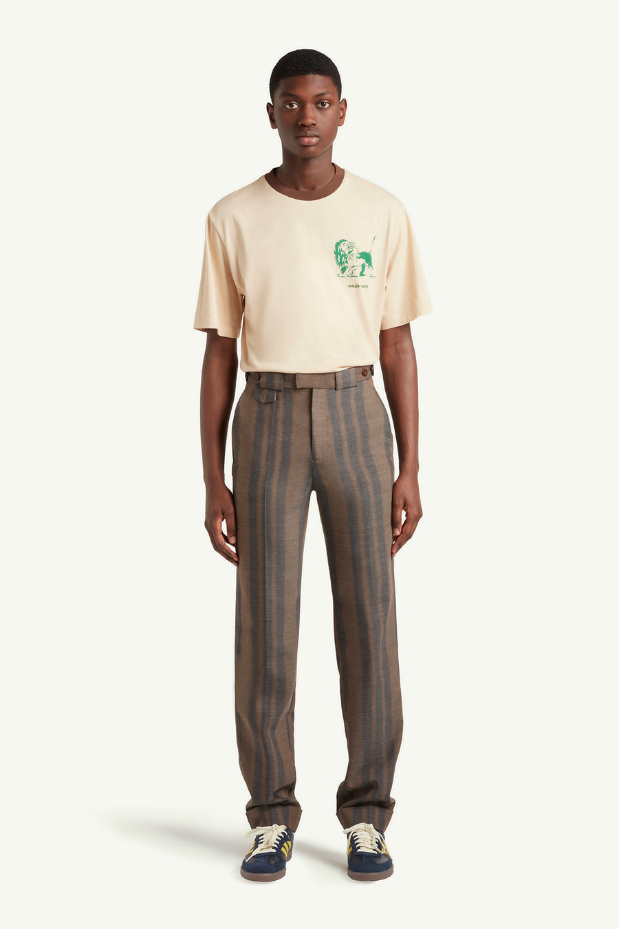 Isaacs Tailored Trousers