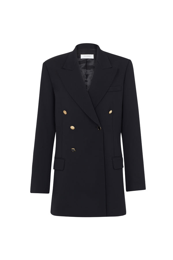 Soul Double Breasted Tailored Jacket