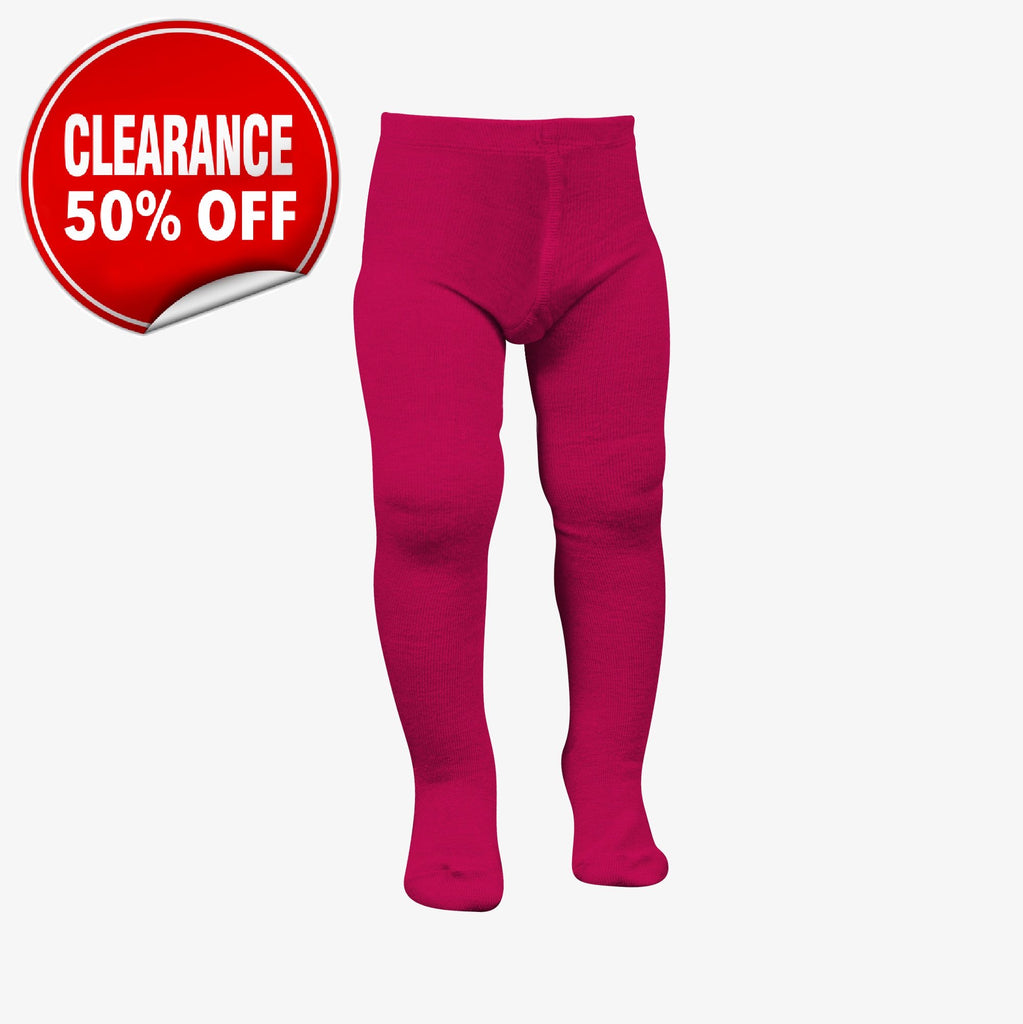 Winter Tights - Style: 6000B - Fuchsia - CLEARANCE