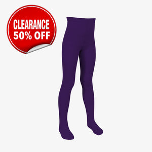 Winters Tights - Style: 7000 - Purple - CLEARANCE