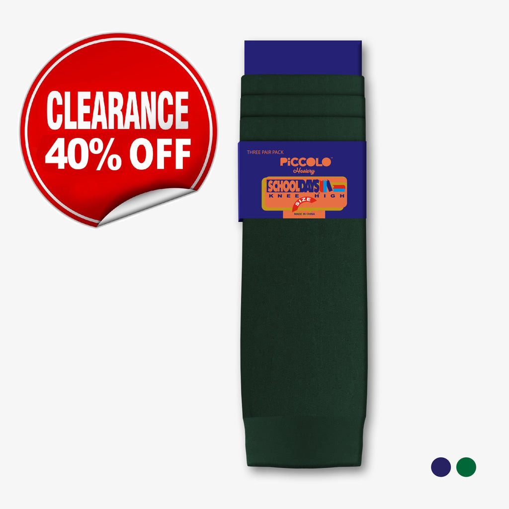 CLEARANCE Trouser Socks - 3 Pair Pack – Style: 230
