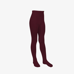 Winter Tights - Style: 7002 - Burgundy
