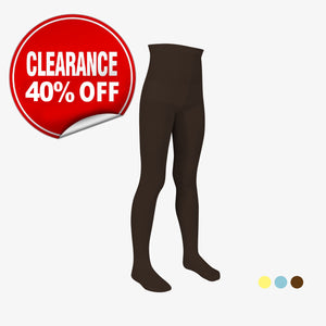 CLEARANCE - Girls Opaque Tights - Style: 311