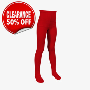 Winters Tights - Style: Y7001 - Red - CLEARANCE