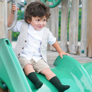 Boys Dress Socks - Style: 5200