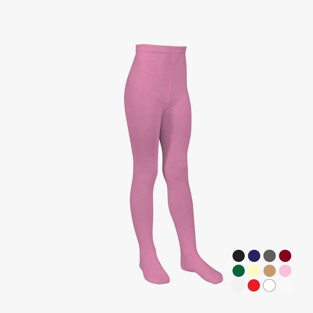 Flat Knit Heavyweight Tights - Style: 7002