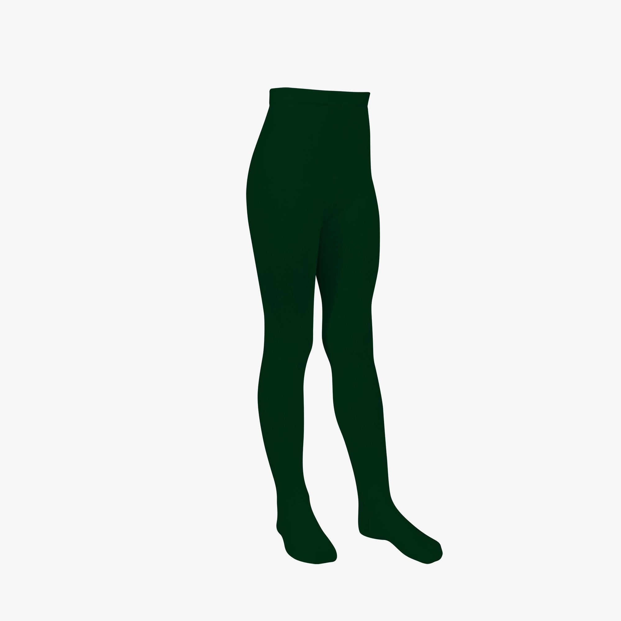 Winter Tights - Style: 7002 - Hunter Green