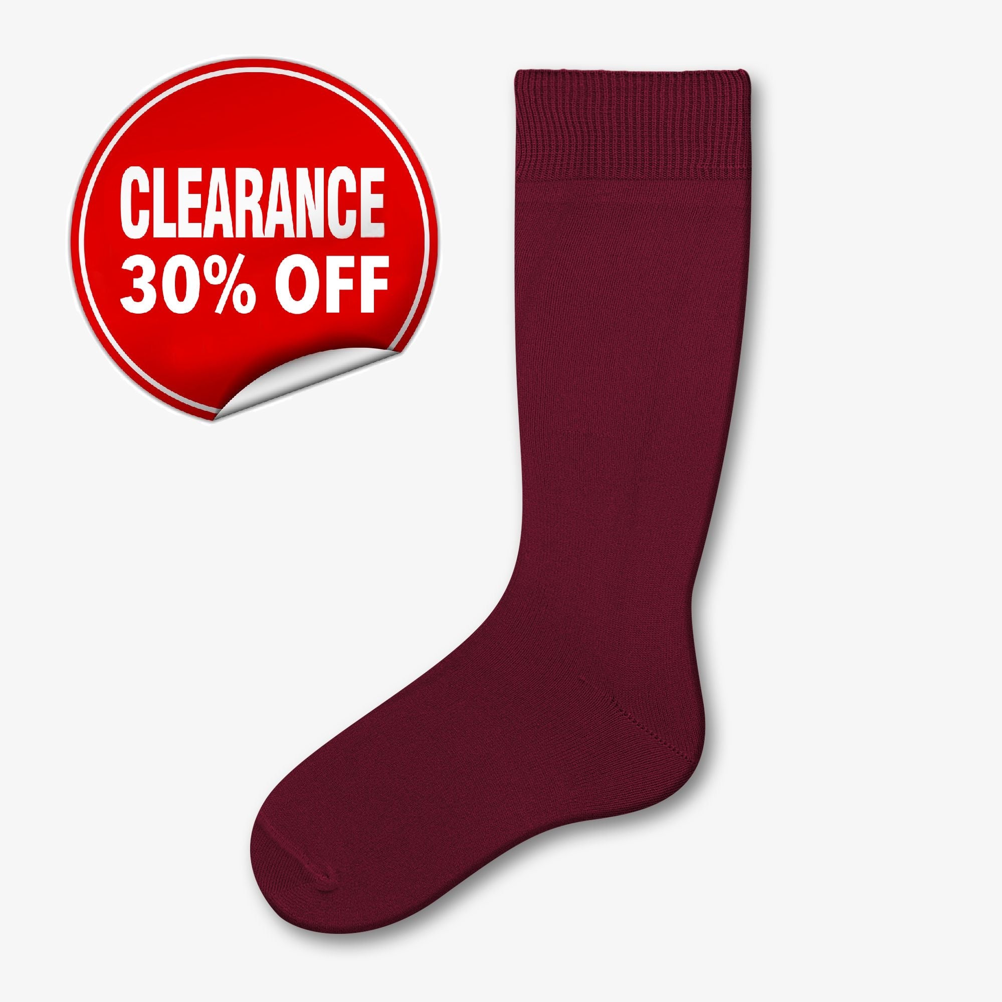 School Basics - Style: 220 - Burgundy - CLEARANCE
