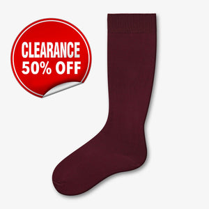 School Basics - Style: 200 - Burgundy - CLEARANCE