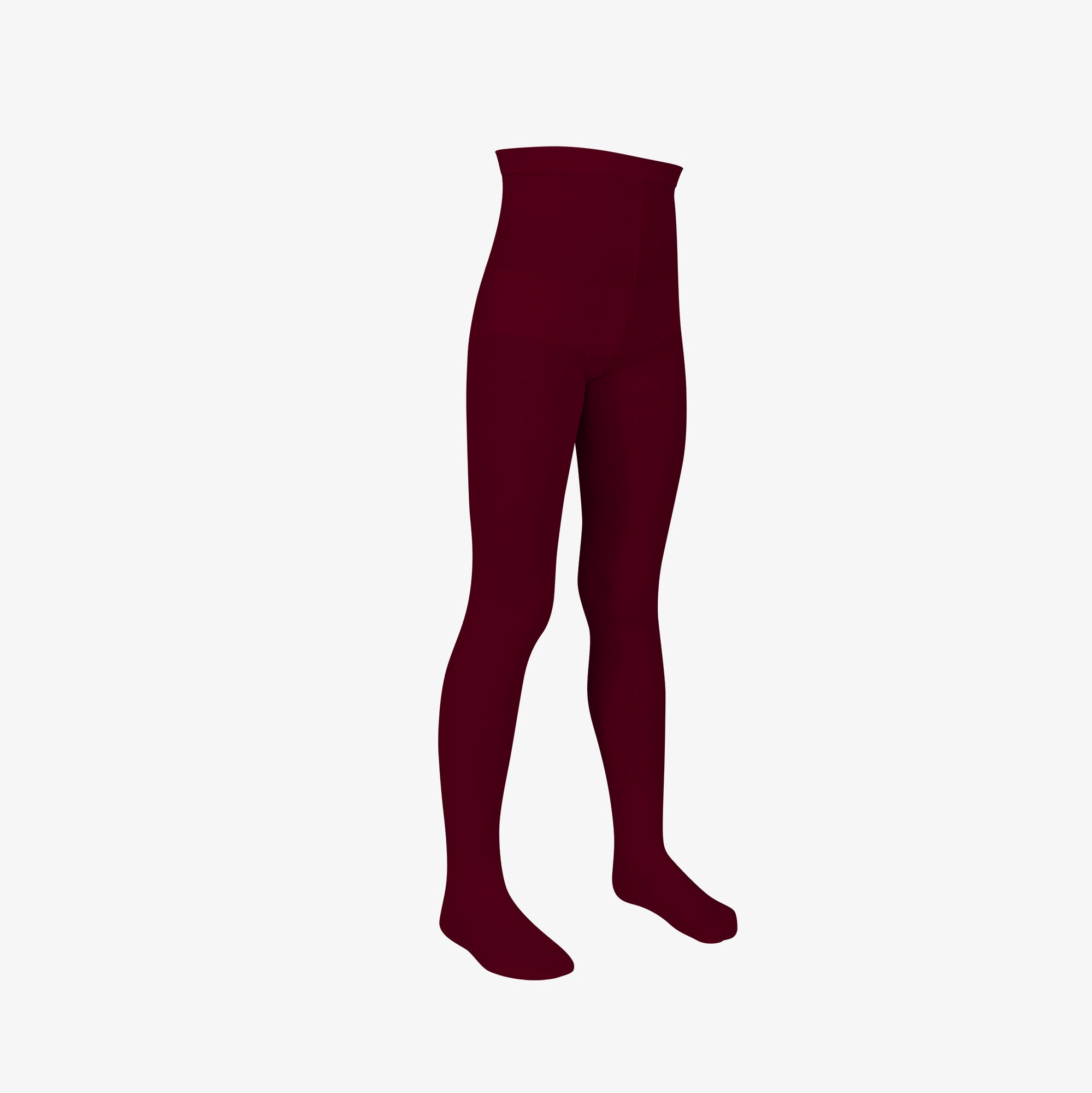 Tights - Style: 311 - Burgundy