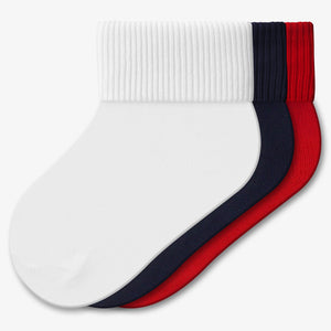 Baby - Style: 2103 - D.White, Navy, Red