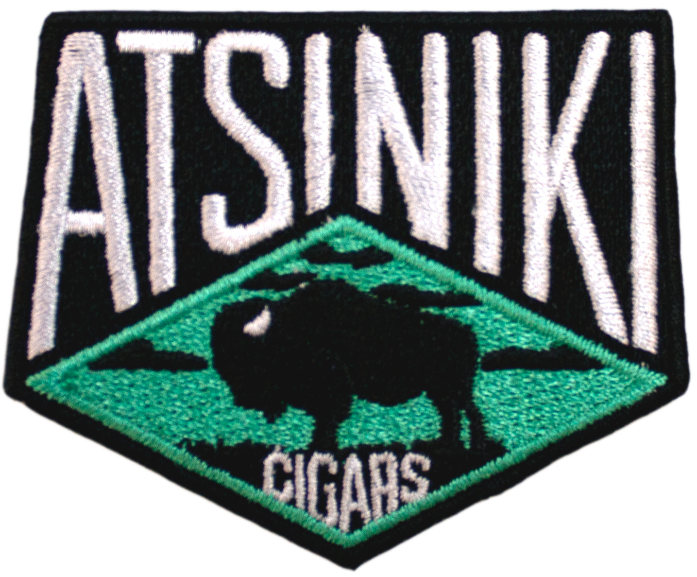 Embroidered Logo Patch