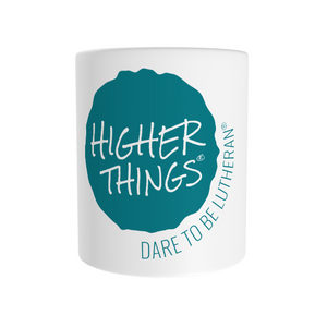 Higher Things Ceramic Mug