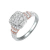 14K diamond ring 2ctw