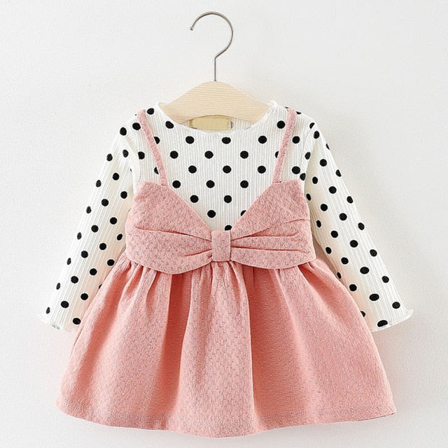 2019 Autumn Style Newborn Baby Girl Clothing Set