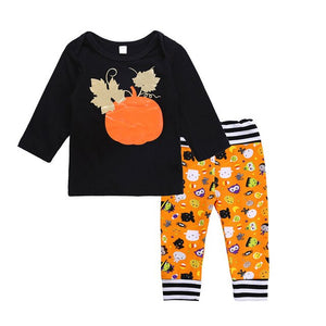 Baby Boy Clothing Set New Born Baby Boy Clothes Pumpkin