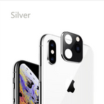 For iPhone XR X 10 XS Max Change Lens Sticker Modified 11Explosion Modified Case Lens iPhone 11 PRO MAX Camera Accessories