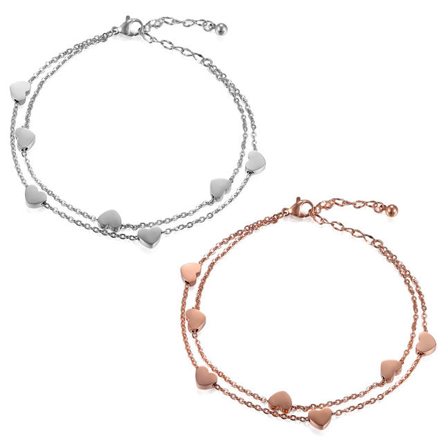 Bracelets For Valentine's Day Female Bangles
