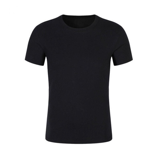 Anti-Dirty Waterproof Men T Shirt Creative Hydrophobic Stainproof Breathable