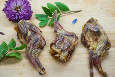 Whole Quail (BONE IN)