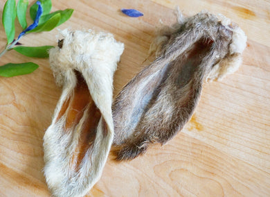 Lamb Ears (Fur On)
