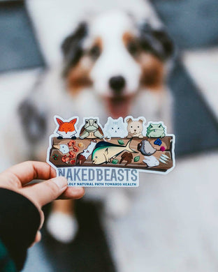 Feasts of Beasts Decal