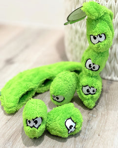 Cycle Dog Duraplush Peas in a Pod
