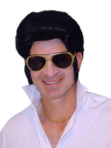 elvis wig party costume collection