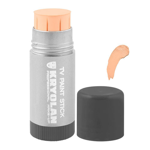 Kryolan TV Paint Stick, Full coverage foundation concealer multi-use