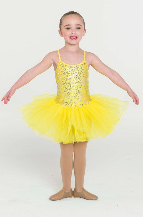Sequin Tutu Dress  Dancewear Australia