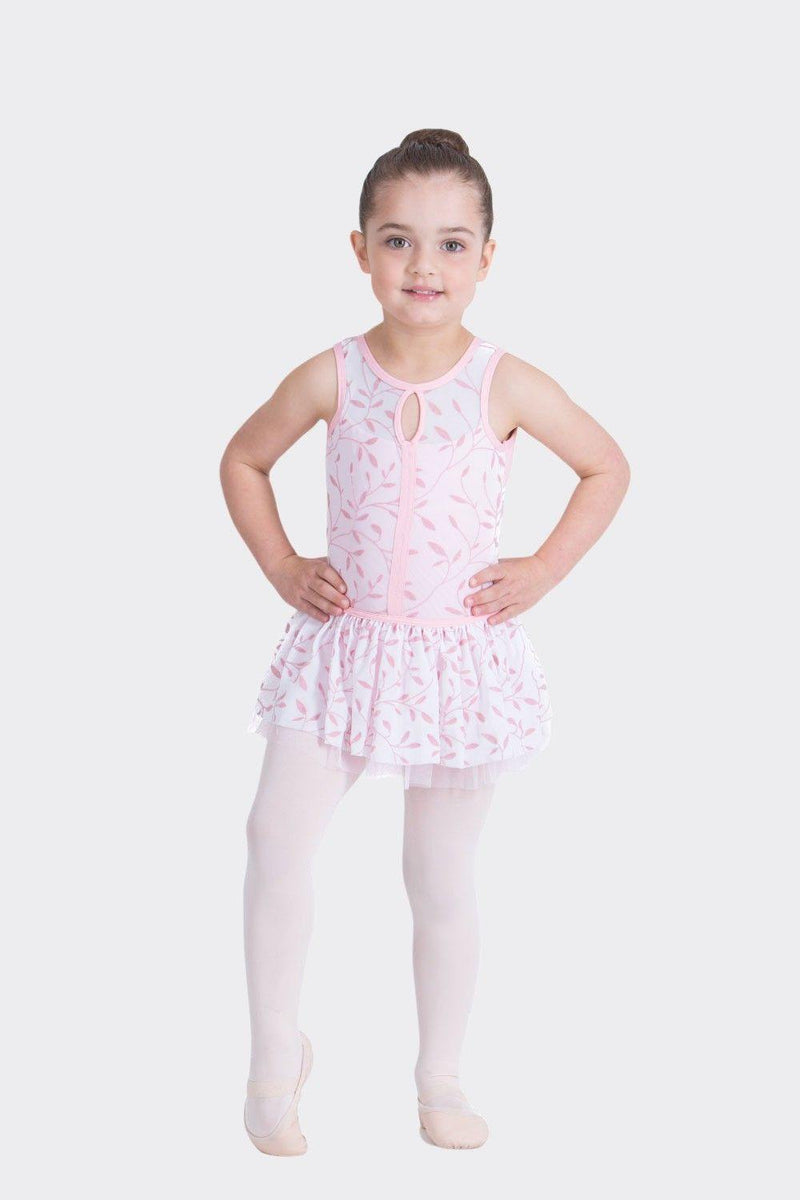 Emily Dress | Baby Pink  Dancewear Australia