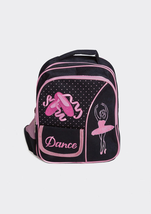 Dance Steps Backpack Studio 7 Dancewear