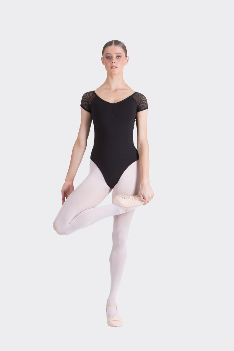 Tessa Leotard | Black  Dancewear Australia