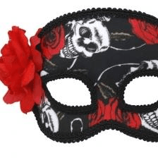Mask - Day of the Dead  Dancewear Australia