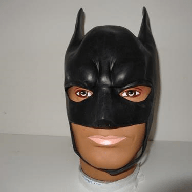Batman Mask  Dancewear Australia