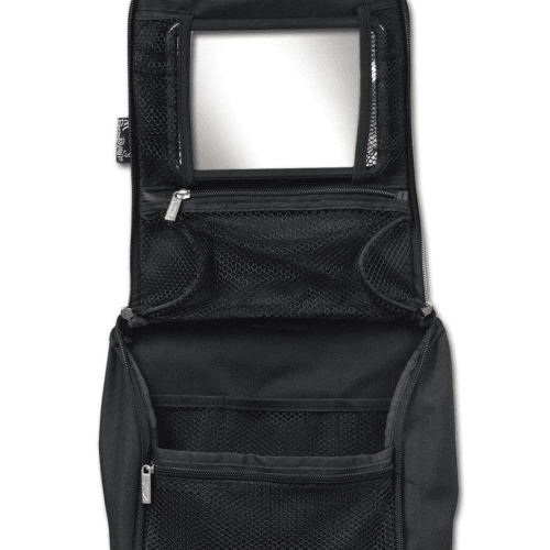 Dream Duffel Black Makeup Case with Mirror  Dancewear Australia