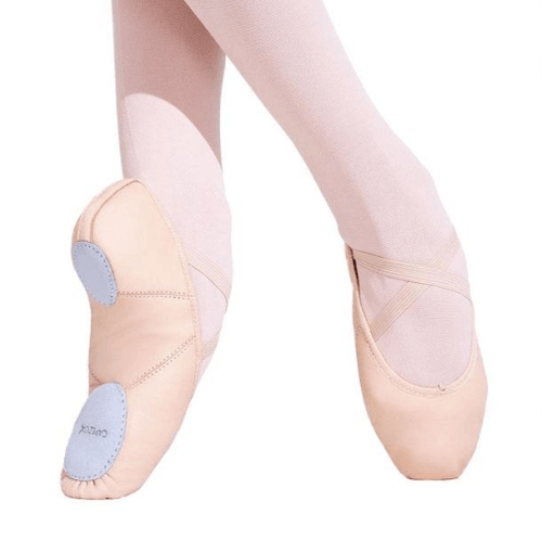 Juliet / Leather Split sole  Dancewear Australia