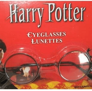 Harry Potter Glasses ©  Dancewear Australia