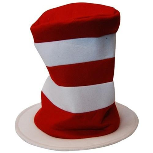 Cat in the Hat - Deluxe Hat bookweek costume