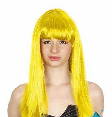 Long Straight Wig with fringe
