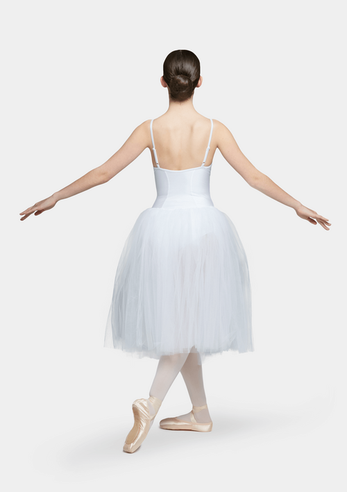 romantic tutu classical ballet costume