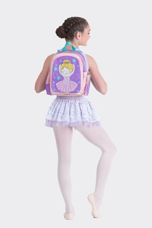 Ballerina Star Backpack  Dancewear Australia